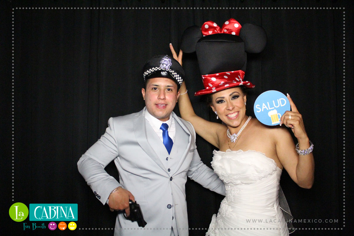 Photo Booth rental in CDMX